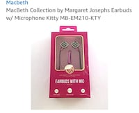 Ear buds with microphone Chelsea, 02150