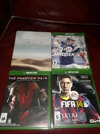 Xbox one games  River Forest, 60305