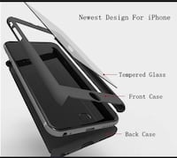 Custodia nera per iPhone 7 plus Seveso, 20822
