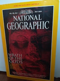 National Geographic annate in inglese  Bologna, 40137