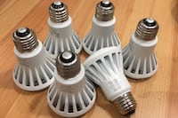 Bright white Philips LED light bulbs 280 lumens 7w Toronto, M6G 2A6