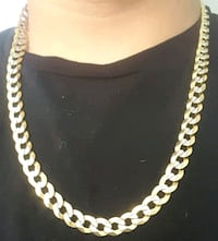 Gold chain  South Bend, 46614