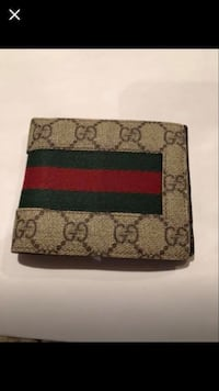 brown and black Gucci wallet Calgary, T2V