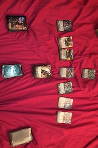 Vanguard cards / Sleves Richmond, V6Y 1Z3
