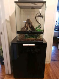 Exo Terra Tank and Stand Vaughan, L4H 2C6