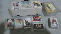 assorted baseball trading card collection Toronto, M2J 2K8