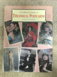 A Collector's Guide to Theatrical Postcards / Richard Bonynge Fatih, 34122