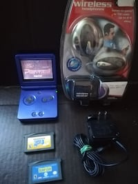 Gameboy SP package Coquitlam