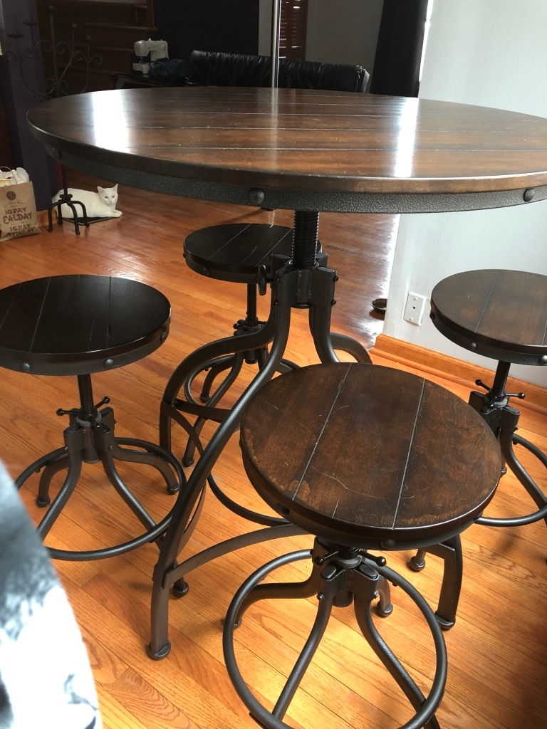 used table and chairs set for sale in chicago letgo rh us letgo com