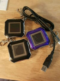 Personalized key chains with cord  43 mi