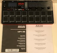 AKAI pro, AKAI pro mini, beat mixers and iloud speakers Garnet Valley, 19060