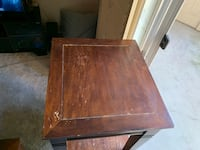 2x Wooden side tables Norfolk, 23510