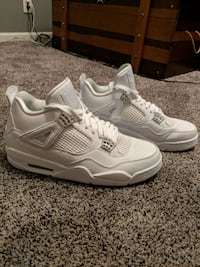 Jordan 4 pure money size 10.5