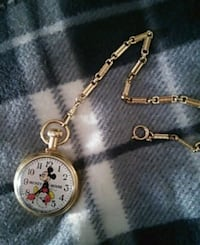 Mickey mouse pocket watch Portland, 97267