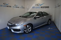 2016 Honda Civic LX Stafford