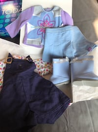 American girl 2 outfit bundle!