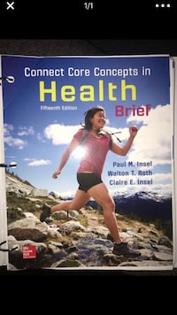 Connect Core Concepts in Health Garden Grove, 92843