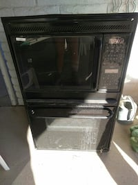black home appliance Tucson, 85739
