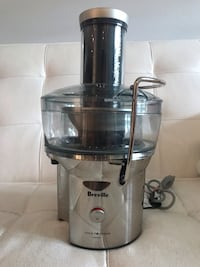 Breville Juice Fountain Compact Mississauga