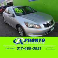 2009 Honda Accord LX Indianapolis, 46222