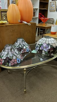 Stained Glass Shade Mesa