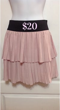 DYNAMITE Pink skirt: Size Small