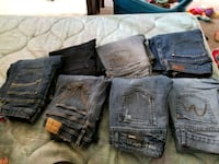 Jean's for sell pick up only by polo  park  Winnipeg, R3G 3J6