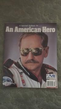 A Special Tribute to An American hero magazine Salem