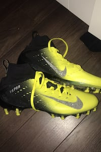 Yellow/Black Nike Vapor 3.0 Cleats Barrie, L9J 0H5
