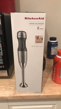 NEW KitchenAid 2-Speed Hand Blender Springfield, 22153