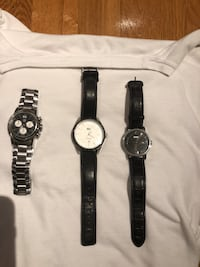 Men's watches  West Vancouver, V7S 2W8