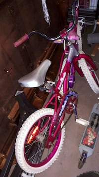red and white BMX bike Vaughan, L6A 0L2