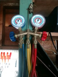 HVAC refrigerant gauges Erie, 16506