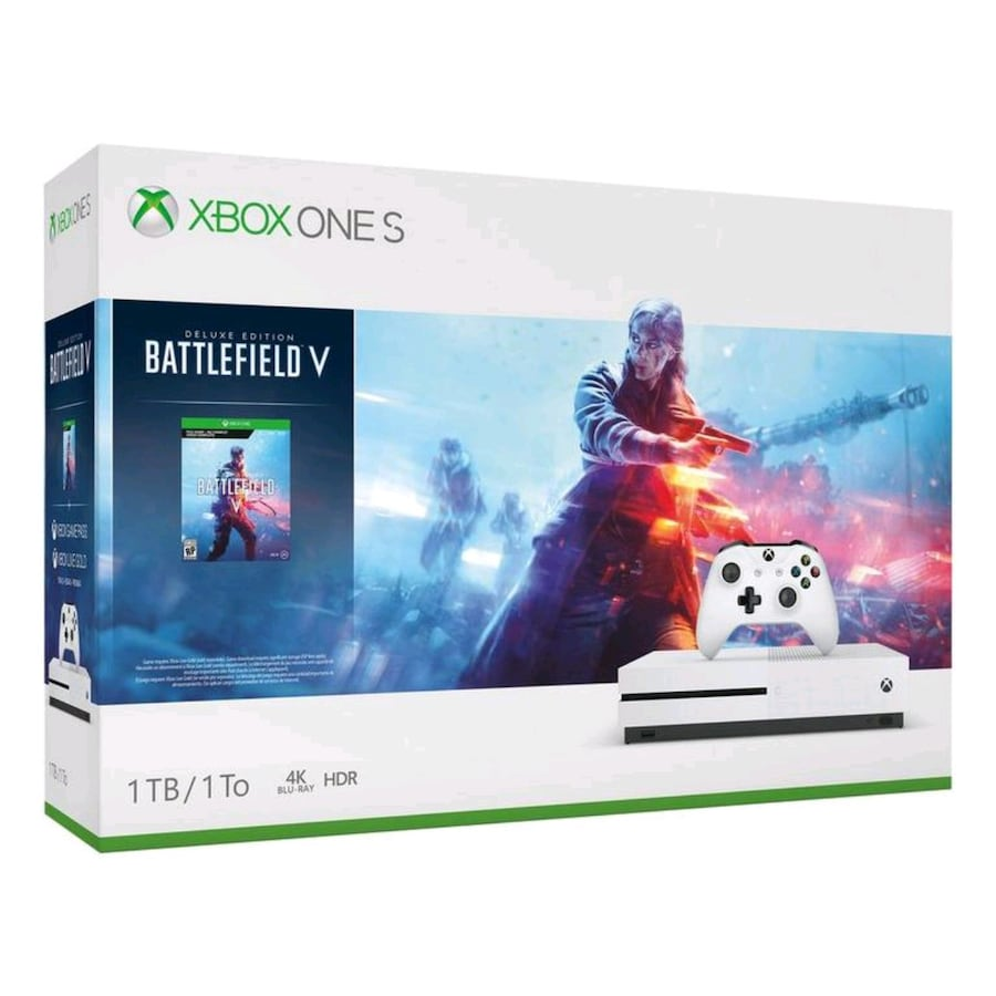 Xbox One S 1TB Brand New Factory Sealed box , not
