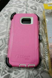 Pink Otterbox case Galaxy s6 Humble, 77346