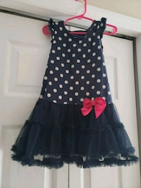 Toddler dresses Poinciana