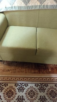 2 seater couch  Toronto, M6P 4G3