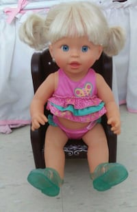 Fisher price Doll with char  Toronto, M9W