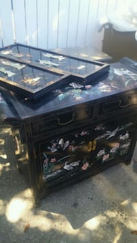 black and brown wooden chest South Daytona, 32119