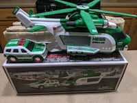 Hess Gasoline Helicopter & Rescue