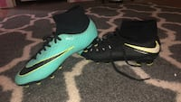nike soccer cleats  North Haven, 06473