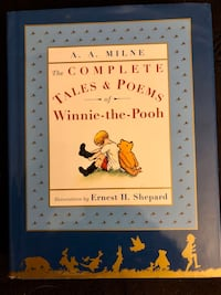 The Complete Tales &Poems of Winnie the Pooh