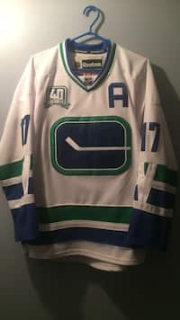 Used vancouver canucks 40th anniversary jersey for sale in Surrey ... 12ff307f2