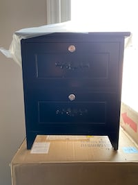 Guildford 2 Drawer Nightstand