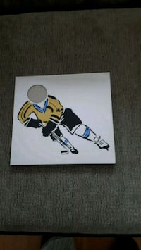 Picture frame-hockey