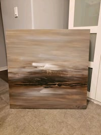 Canvas art work from urban barn Port Coquitlam, V3B 7Z8