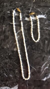 Jewellery Real pearl give me ofer Burnaby, V5E 3G8