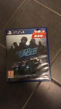 Behov need for speed ps4 spill tilfelle