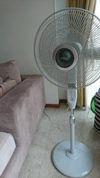 """Remote Stand Fan (Mistral) 16""""  SINGAPORE"""