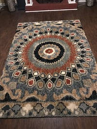 Black and brown area rug Atlanta, 30331